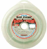 ビッグゲームショックリーダー150lb 40号