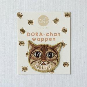 DORA-chan wappen(ドラちゃんワッペン)