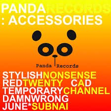PANDARECORDS: ACCESSORIES CD