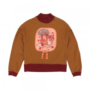 <img class='new_mark_img1' src='//img.shop-pro.jp/img/new/icons1.gif' style='border:none;display:inline;margin:0px;padding:0px;width:auto;' />Golden Treasure Sweatshirt