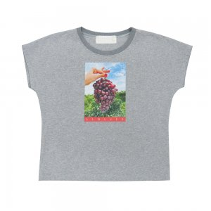 <img class='new_mark_img1' src='https://img.shop-pro.jp/img/new/icons61.gif' style='border:none;display:inline;margin:0px;padding:0px;width:auto;' />Grape Harvest T-Shirt★SALE