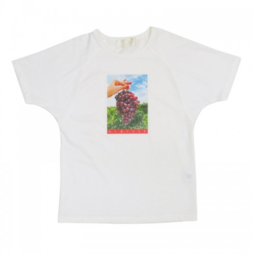 <img class='new_mark_img1' src='//img.shop-pro.jp/img/new/icons1.gif' style='border:none;display:inline;margin:0px;padding:0px;width:auto;' />Grape Harvest  Oversized T-Shirt