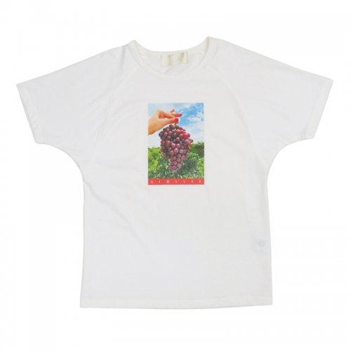 Grape Harvest  Oversized T-Shirt★SALE