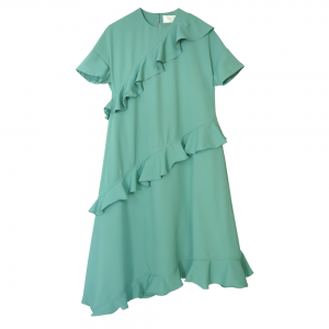 <img class='new_mark_img1' src='https://img.shop-pro.jp/img/new/icons61.gif' style='border:none;display:inline;margin:0px;padding:0px;width:auto;' />Lime Spiral Dress★SAMPLE SALE★