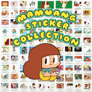 <img class='new_mark_img1' src='https://img.shop-pro.jp/img/new/icons1.gif' style='border:none;display:inline;margin:0px;padding:0px;width:auto;' />MAMUANG STICKER COLLECTION BOOK(コレクションブックのみ)