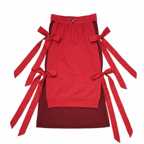 <img class='new_mark_img1' src='https://img.shop-pro.jp/img/new/icons61.gif' style='border:none;display:inline;margin:0px;padding:0px;width:auto;' />Layered Whistle Pencil Skirt