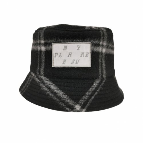 <img class='new_mark_img1' src='https://img.shop-pro.jp/img/new/icons61.gif' style='border:none;display:inline;margin:0px;padding:0px;width:auto;' />My Pleasure Bucket Hat★SAMPLE SALE