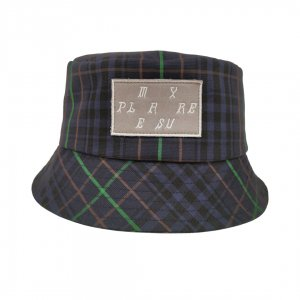 <img class='new_mark_img1' src='//img.shop-pro.jp/img/new/icons61.gif' style='border:none;display:inline;margin:0px;padding:0px;width:auto;' />My Pleasure Casual Bucket Hat●予約注文