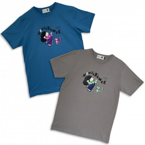 <img class='new_mark_img1' src='https://img.shop-pro.jp/img/new/icons1.gif' style='border:none;display:inline;margin:0px;padding:0px;width:auto;' />HOUSE DANCE Tshirt (VL BY VEE× MAMUANG)