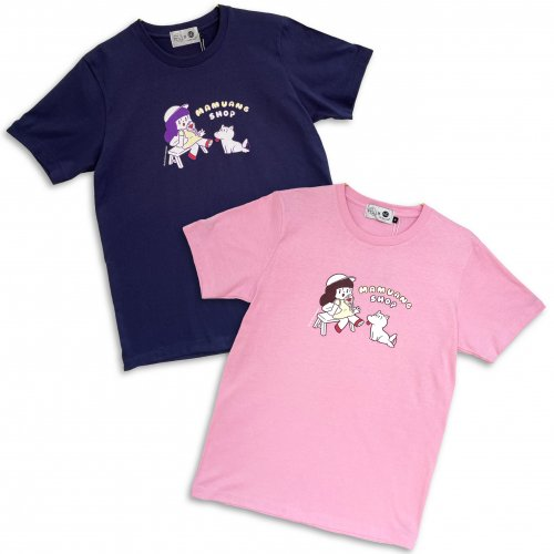 <img class='new_mark_img1' src='https://img.shop-pro.jp/img/new/icons1.gif' style='border:none;display:inline;margin:0px;padding:0px;width:auto;' />MAMUANG SHOP Tshirt (VL BY VEE× MAMUANG)