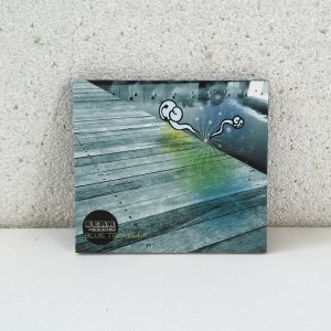 "CD ""Blue Traveller"" by Bear Garden"