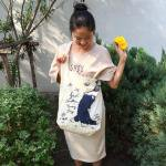 【Just Another Easy Day】Tote bag