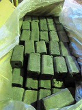 1級、中国オガカット備長炭 7cm揃い切り 10kgx100箱 1トン、