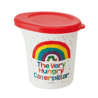コップ はらぺこあおむし フィーディングドリンクカップ はらぺこあおむし/KDR1 ベビー 小児 幼児 お子様 トレーニング ふた付き 蓋付き フタ付き