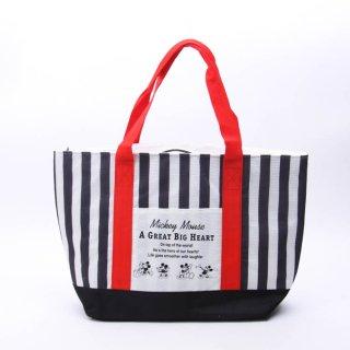 エコバッグ ミッキー トート型保冷ショッピングバッグ Mickey Mouse Cheerful/KCTS1 保冷トート トートバッグ 保冷バッグ エコバッグ 大容量 お買い物 レジャー お弁当