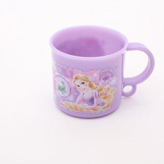 コップ ラプンツェル 食洗機対応プラコップ ラプンツェル/KE5A キャラクター ディズニー ラプンツェル コップ プラスチック 食洗機 子ども 子供 飲み物 お茶 ジュース