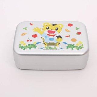 弁当箱 しまじろう アルミ弁当箱 しまじろう ピクニック /ALB6NV お弁当箱 キャラクター 子供用 弁当箱 アルミ製 しまじろう ピクニック 日本製 480ml