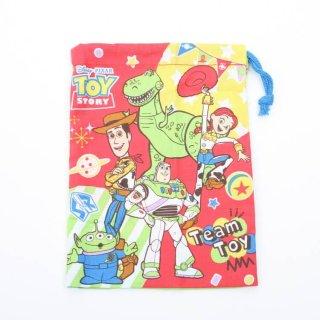 コップ袋 トイストーリー コップ袋 トイストーリー20/KB62 トイストーリー コップ袋 巾着袋 お弁当グッズ ランチ 子供 子供向け 子供用 男の子 保育園 幼稚園 小学校 小学生