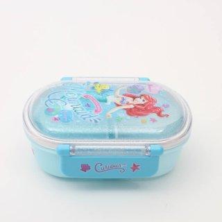 弁当箱 リトルマーメイド ふわっとタイトランチBOX アリエル20/QAF2BA アリエル 人魚 ディズニー Disney ランチグッズ スケーター キャラクター 女の子 かわいい お弁当 食器