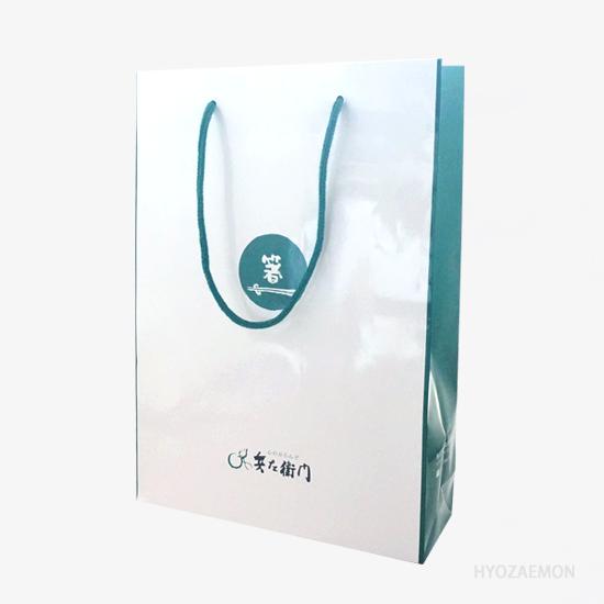 【有料】手提げ袋中サイズ(幅広桐箱用)