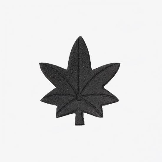 山形鋳物箸置き 楓