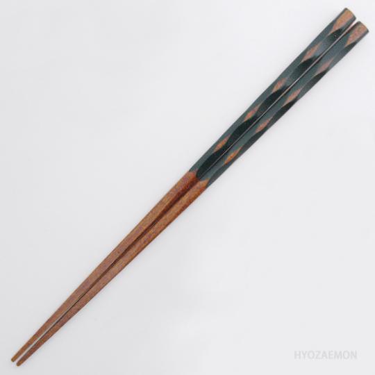 先角 亀甲彫り(大)