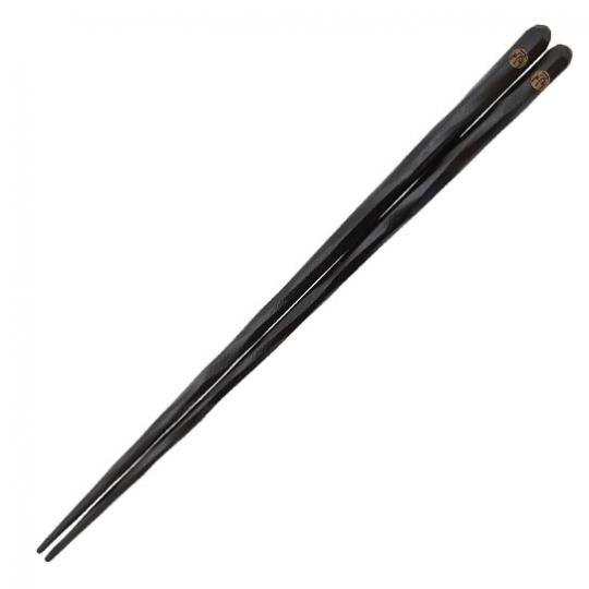 けずり箸 黒(中)