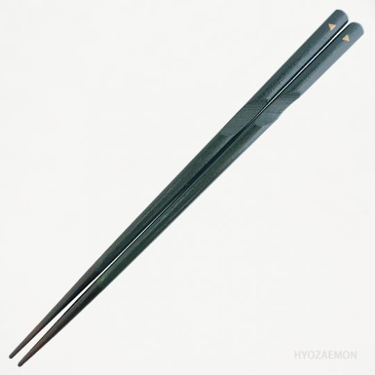 箸使いカラー 緑(大)