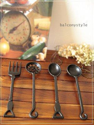 アイアン・ウォールデコ-kitchen tools-