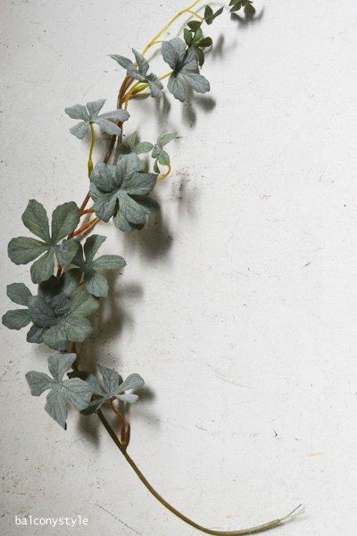 アーティフィシャルグリーン シッサスシュガーバイン室内・ベランダのデコレーションに便利なフェイクグリーン