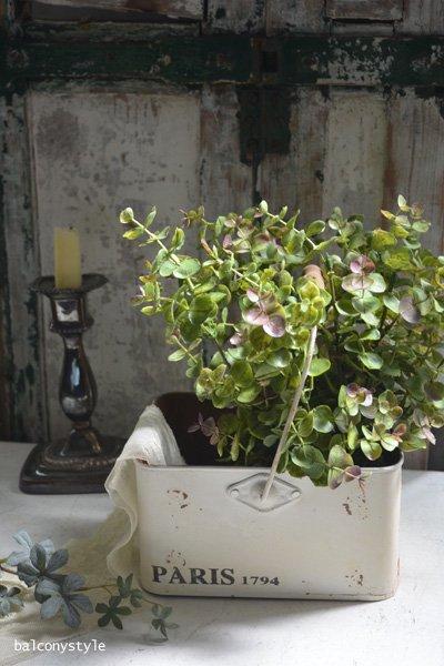 アーティフィシャルグリーン ミルクサンゴブッシュ室内・ベランダのデコレーションに便利なフェイクグリーン