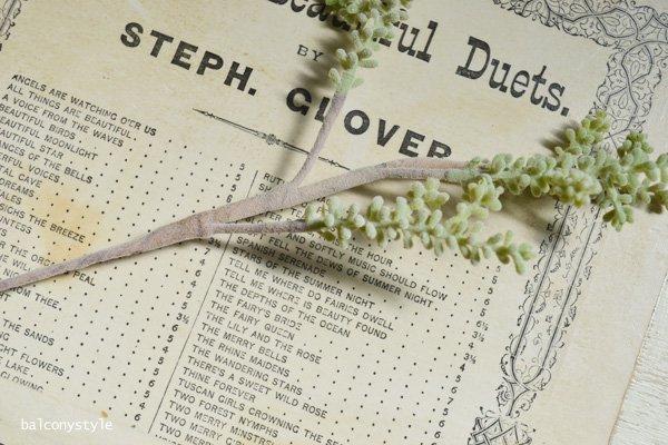 アーティフィシャルグリーン コキア フロスト室内・ベランダのデコレーションに便利なフェイクグリーン