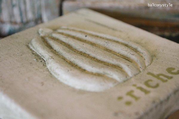 タイルテラコッタパンプキン陶器プレート