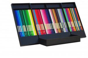 カリスマカラー色鉛筆 48色セット 商品番号552、
