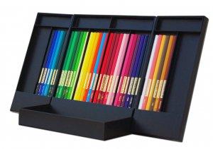 カリスマカラー色鉛筆 72色セット 商品番号553、