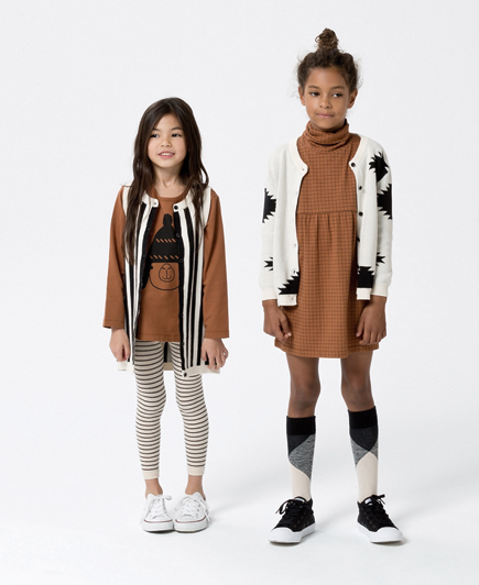 tinycottons タイニーコットンズ Tシャツ ラマ AW17 子供服 出産ギフト