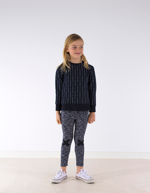 tinycottons タイニーコットンズ AW17 ロゴパンツ 子供服ギフト 輸入子供服