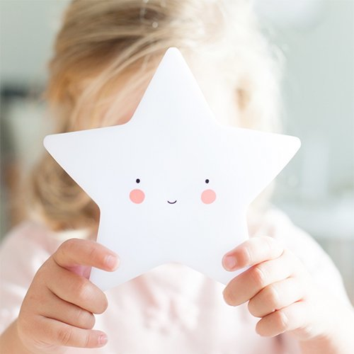<img class='new_mark_img1' src='https://img.shop-pro.jp/img/new/icons58.gif' style='border:none;display:inline;margin:0px;padding:0px;width:auto;' />Mini Star Lights (white) by A Little Lovely Company