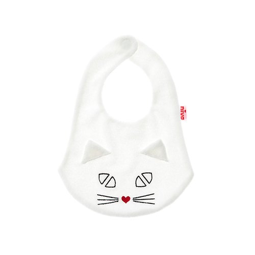 cat bib by niva