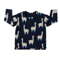 <img class='new_mark_img1' src='//img.shop-pro.jp/img/new/icons47.gif' style='border:none;display:inline;margin:0px;padding:0px;width:auto;' />[SALE30%off]llama is relaxed tee(4Y)by tinycottons