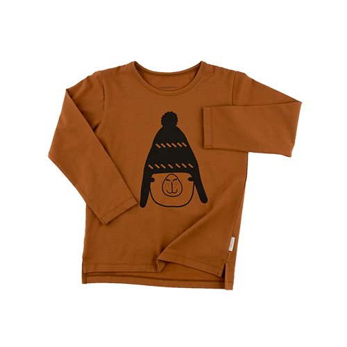 <img class='new_mark_img1' src='//img.shop-pro.jp/img/new/icons47.gif' style='border:none;display:inline;margin:0px;padding:0px;width:auto;' />[SALE30%off]llama w beanie graphic tee (4Y)by tinycottons