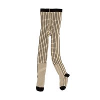 lines & grid tights (6m-4Y)by tinycottons