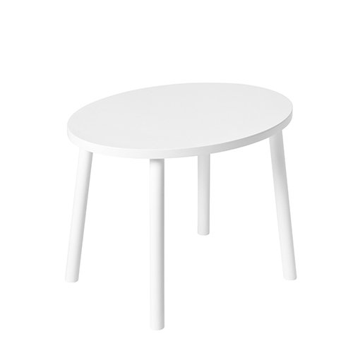 Mouse Table (white) by Nofred