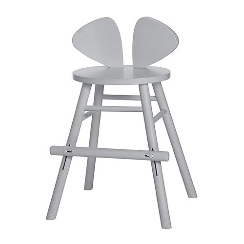 <img class='new_mark_img1' src='https://img.shop-pro.jp/img/new/icons47.gif' style='border:none;display:inline;margin:0px;padding:0px;width:auto;' />Mouse Chair Jr. (grey) by Nofred