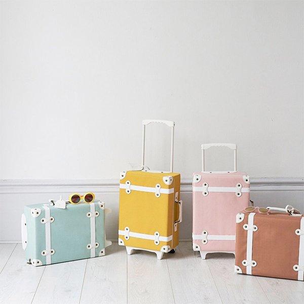 【予約販売 】See-Ya Suitcase (rose/ru...