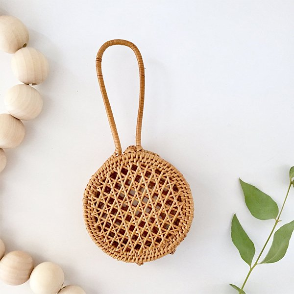 <img class='new_mark_img1' src='https://img.shop-pro.jp/img/new/icons20.gif' style='border:none;display:inline;margin:0px;padding:0px;width:auto;' />【SALE 50%off】Poppet Coin Purse (アタ製コインケース・小物入れ) by The Ivory Fawn