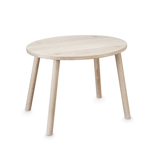 【OUTLET 50%off】Mouse Table (oak) by Nofred