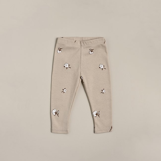 <img class='new_mark_img1' src='https://img.shop-pro.jp/img/new/icons6.gif' style='border:none;display:inline;margin:0px;padding:0px;width:auto;' />Cotton Field Leggings  by Organic Zoo