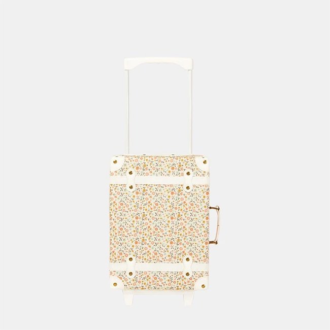 <img class='new_mark_img1' src='https://img.shop-pro.jp/img/new/icons6.gif' style='border:none;display:inline;margin:0px;padding:0px;width:auto;' />See-Ya Suitcase (Prairie Floral) by Olli Ella(オリエラ)