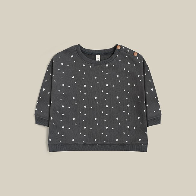<img class='new_mark_img1' src='https://img.shop-pro.jp/img/new/icons6.gif' style='border:none;display:inline;margin:0px;padding:0px;width:auto;' />【送料無料】Stardust Sweatshirt by Organic Zoo